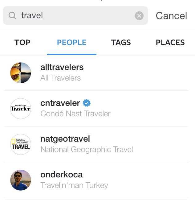 how to fix explore page on instagram